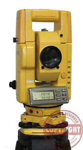 Topcon Gts 303d Surveying Total Station trimble sokkia nikon leica transit