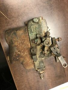 Schebler Model S1 Updraft Carburetor 1920s 1910s
