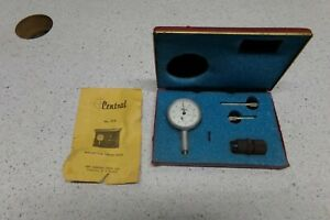 Central Tool Company Motorcycle Timing Gauge No 278
