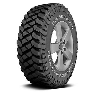 1 New 265 75r16 Firestone Destination M T2 Mud Tire 2657516 75 16 75r R16 M T E