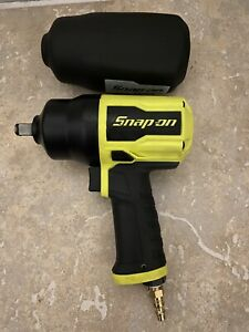 Snap On 1 2 Drive Air Impact Wrench Pt850hv Like New