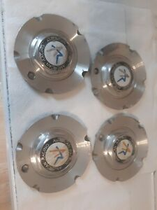 American Racing Wheels Center Caps Part 10603 Taiwan Used Set Of 4