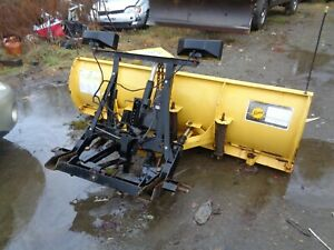 7 1 2 Foot Fisher Minute Mount Plow 2 Plug