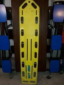 Rapid Deployment Products Pro lite Ems Backboard spine Board Stretcher
