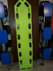 Rapid Deployment Products Pro lite Ems Backboard spine Board Stretcher Green