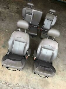 Front Back Left Right Seat Seats Chrysler Pt Cruiser 2002 2004 Complete