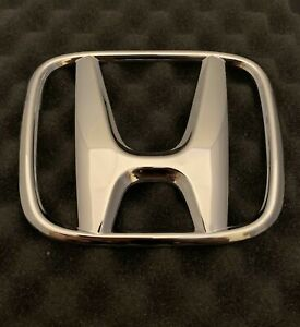 Chrome Front Grille Emblem For 2008 2013 Honda Accord