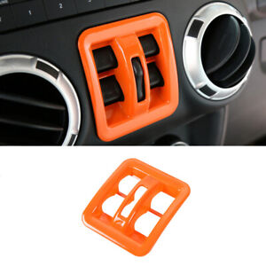 Car Air Conditioning Outlet Window Switch Cover Trim For Jeep Wrangler Jk 2011