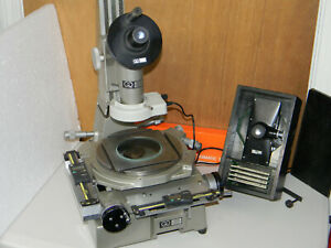 Gaertner Toolmaker s Microscope mitutoyo Digital Scales toolmaker machinist