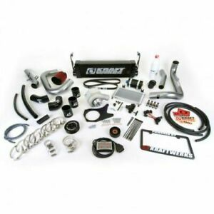 Kraftwerks 150 05 1401 Supercharger System W Tuning For 06 01 Honda Civic R18