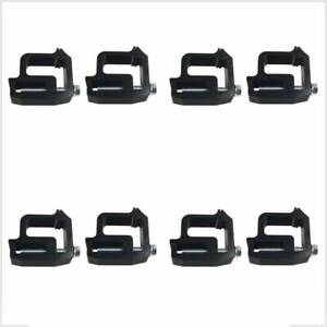 8xtruck Cap Topper Camper Shell Mounting Clamps For Toyota Tundra Chevy Dodge