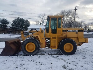 1995 John Deere 544g Wheel Loader