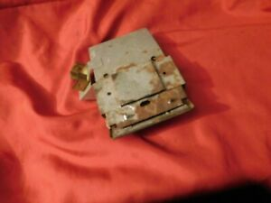 1966 Plymouth Belvedere Ii Front Dash Ashtray And Frame