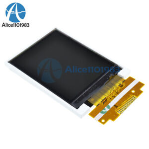 1 8 Inch Serial Tft Lcd Color Display Module W Spi Interface 5 Io Ports 128 160