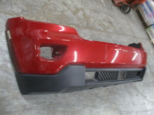2011 2012 2013 Jeep Grand Cherokee Front Bumper Cover Oem Used 11 12 13
