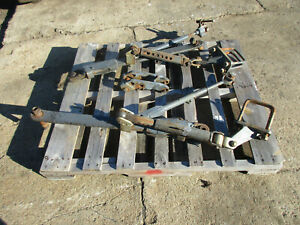 Ford New Holland 3930 4630 4610 4000 4600 Tractor Oem Three Point Hitch Complete