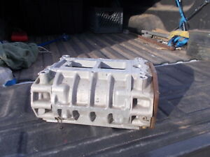 Used Distressed For Rebuild Parts V 671 Blower Supercharger Estate Find As Is