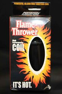 Pertronix Flame Thrower Coil Black Epoxy Filled 40 000 1 5 Ohm Free Shipping