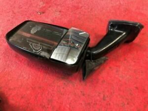 2014 Ford F53 Chassis Rv Fleetwood Terra Lh Left Velvac Side Rear View Mirror