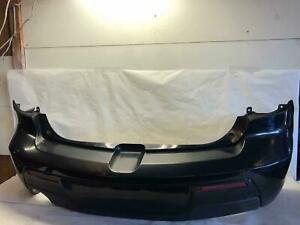 Rear Bumper Cover Assembly Black Exterior Oem Mazda Speed 3 2007 2009