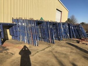 Scaffolding 90 A Set Local Pickup Only