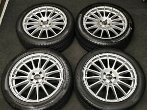 4 Range Rover Hse Supercharged 21 Wheels Snow Tires O Z Racing Rims
