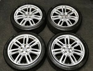 2014 2018 Factory Audi Rs7 S7 20 Oem Wheels Winter Snow Tires
