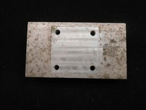 Waveguide Rf Switch Wr75 Ku Band Mounting Block Sector Microwave Style