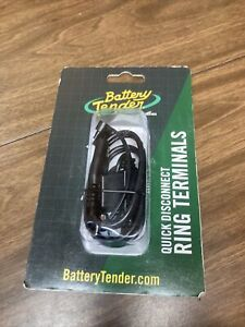 Deltran Battery Tender Charger Fused Ring Terminal Quick Connect 081 0069 6