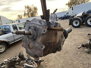 92 93 Chevy Nv4500 2wd Transmission