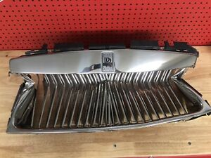 Rolls Royce Dawn Ghost Front Radiator Grill Grille With Emblem