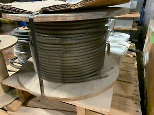 Crane Winch Cable 9 16 X 280 National Part 941326