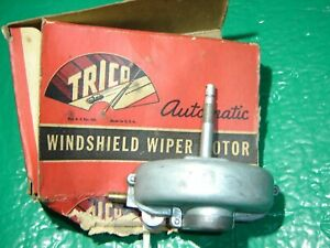 1937 1938 Chevy Pick Up Truck Nos Wiper Motor Scta Nsra