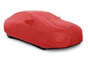 Coverking Red Triguard Tailored Car Cover For Porsche Boxster Made To Order