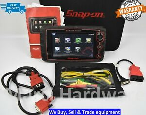 Snap On Modis Edge Scanner Version 20 2 Asian And Domestic European Software