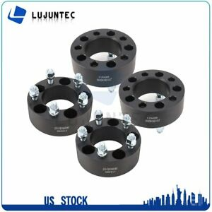 5x4 5 To 5x4 5 2 4 Wheel Spacers 1 2 For Ford Ranger Mustang Taurus Explorer