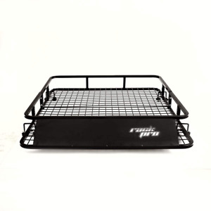 Toolsempire Universal Roof Rack Cargo Carrier Suv Car Top Luggage Holder Basket