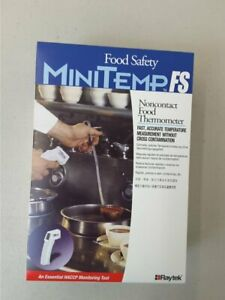 Minitemp Fs Noncontact Infrared Food Thermometer