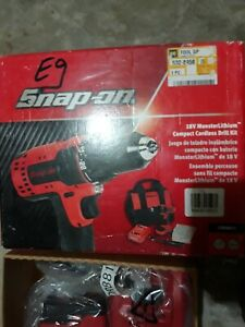 New Cordless 1 2 Snap On Drill
