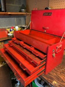 Snap on Box Tool Chest 6 Drawer Vintage
