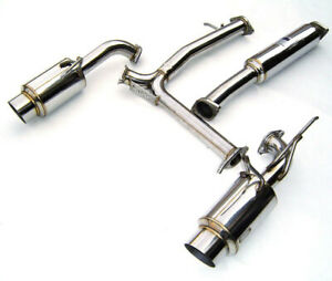 Invidia 60mm N1 Cack Exhaust System For Nissan 03 06 350z