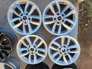 2011 2017 Mini Cooper Countryman Paceman 17 Factory Oem Wheels Rims Set Of 4