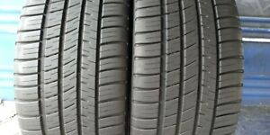 2 Michelin Pilot Sport A s 3 245 35 Zr20 With 8 8 25 32nd Tread Left 95 Y
