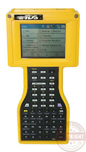 Tds Ranger Data Collector survey Pro rtk Gps tsce trimble survey topcon