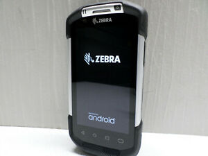 Zebra Tc70x Mobile Computer Android 2d Wifi Bt Nfc Camera Barcode Scanner