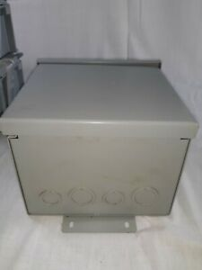 Hoffman A8r86hcr electrical Box Nema Type R Enclosure pentair new