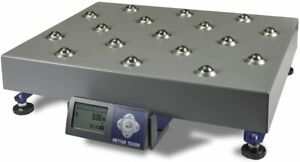 New Mettler Toledo Bc 60u 150lb Scale Ball Top Platter 10ft Usb Rs232 Cable