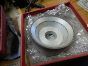 Diamond Cup Wheel 4 Md 600 N 100m 1 16 Kuzmick Nos