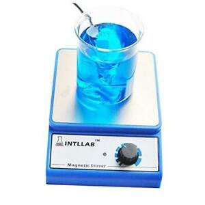 Magnetic Stirrer Stainless Steel Magnetic Mixer With Stir Bar no Heating