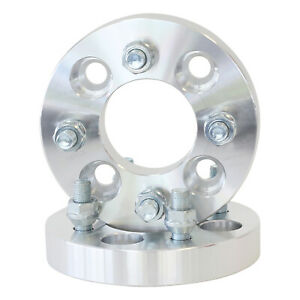 1 5 5x5 5 5x139 7 Wheel Spacers Adapter 1 2 X20 Jeep Ford Dodge 5x5 5